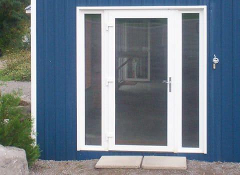 European Style Entrance Doors